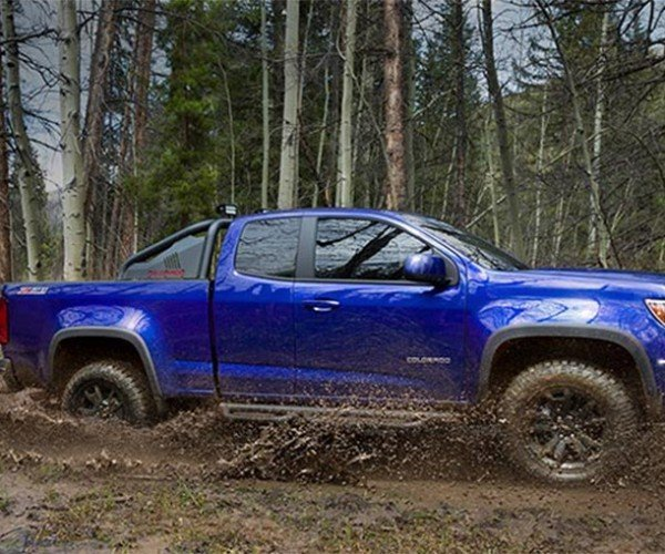 GM Teams with U.S. Army on Hydrogen Chevrolet Colorado
