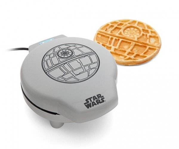 Star Wars Death Star Waffle Maker: Your Lack of Syrup is Disturbing