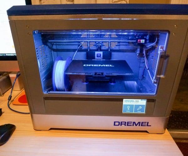 Review: Dremel Idea Builder 3D Printer