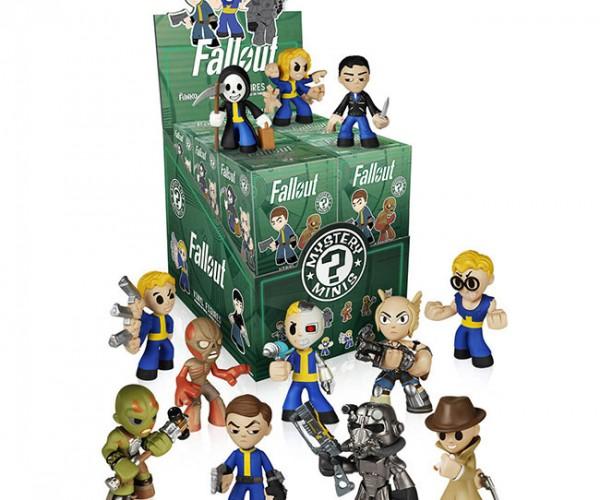 Funko Fallout Mystery Minis Won't Need Radaway