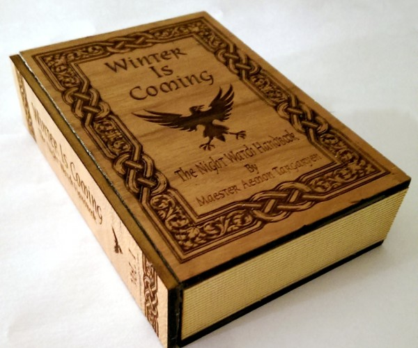 Game of Thrones Book Box: Reading Is Coming