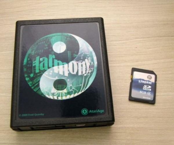 Harmony: One Atari 2600 Cartridge to Rule Them All