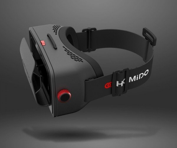 Deal: Get the Homido Virtual Reality Headset for Just $69.95