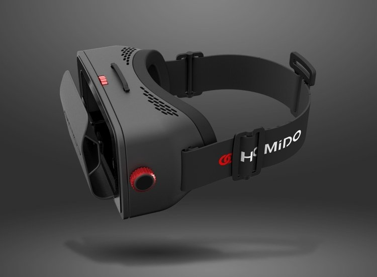 Deal: Get the Homido Virtual Reality Headset for Just $69.95 - Technabob