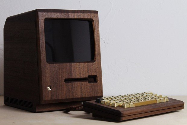 macintosh_128k_wood_replica_golden_apple_by_love_hulten_2