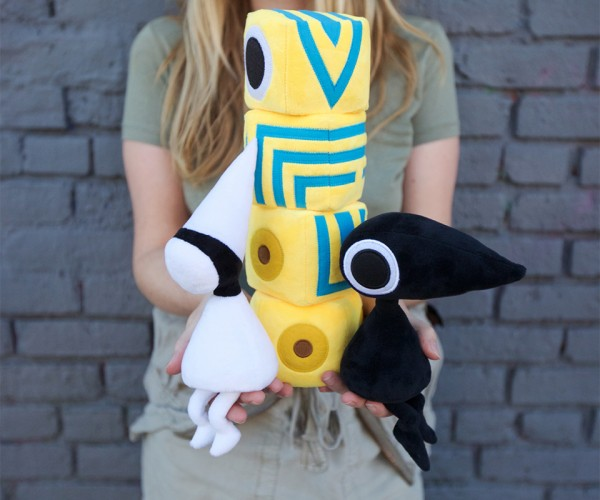 Monument Valley Plushies: Possible Objects