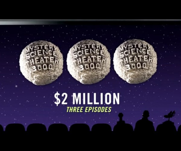 Mystery Science Theater 3000 Turns to Kickstarter for a Comeback