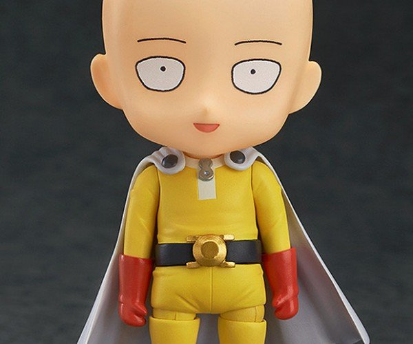 One Punch Man Saitama Nendoroid is Just a Toy For Fun