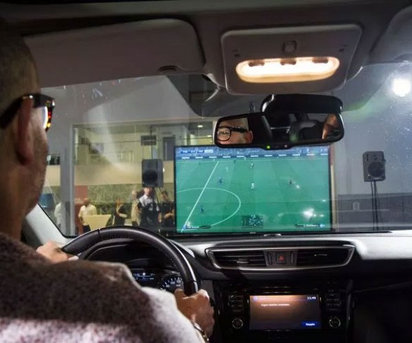 Nissan Turns Crossover into a Video Game Controller