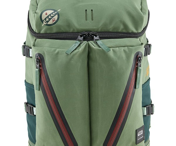 Nixon x Star Wars Boba Fett Backpack: Journeyman Packtector