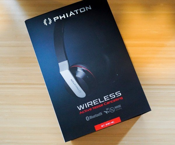 Review: Phiaton BT 330 NC Wireless Noise-cancelling Headphones