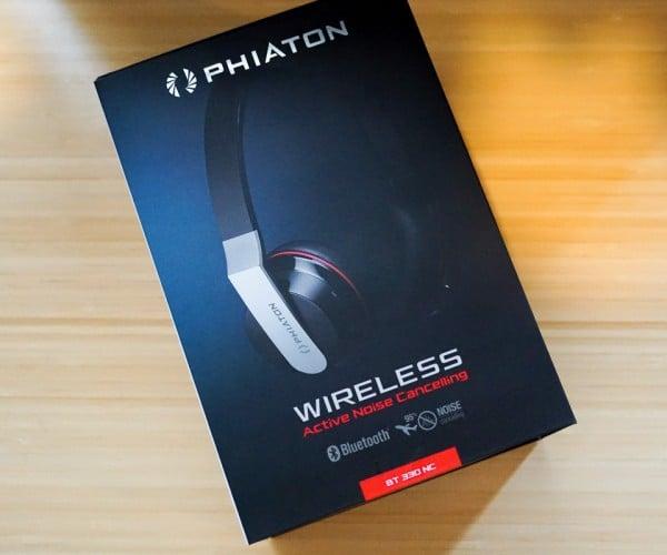 Review: Phiaton BT 330 NC Wireless Noise-cancelling Headphones