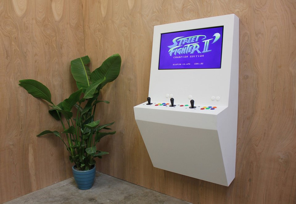 arcade machine hacks