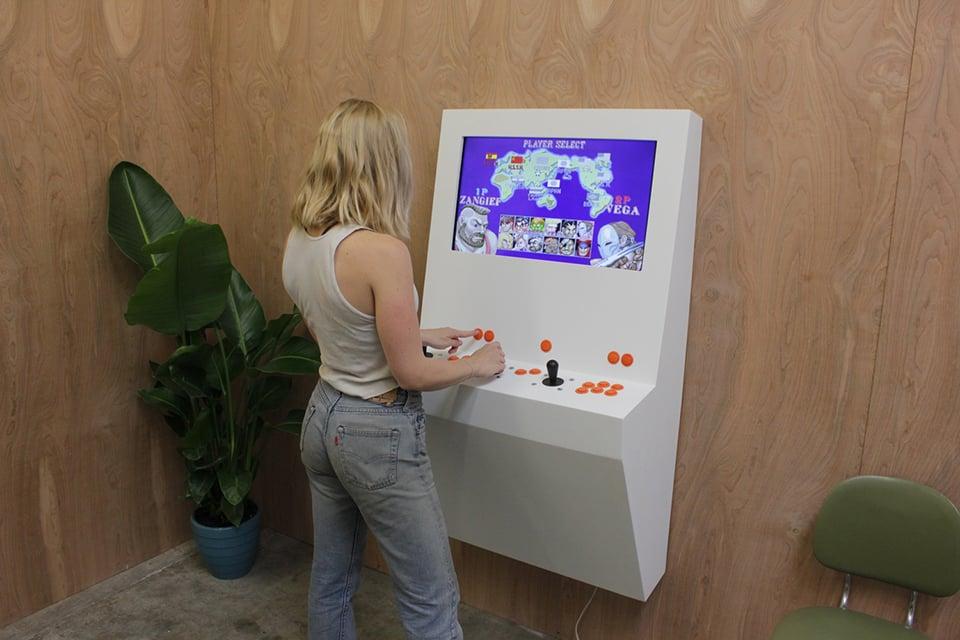 arcade spielautomat