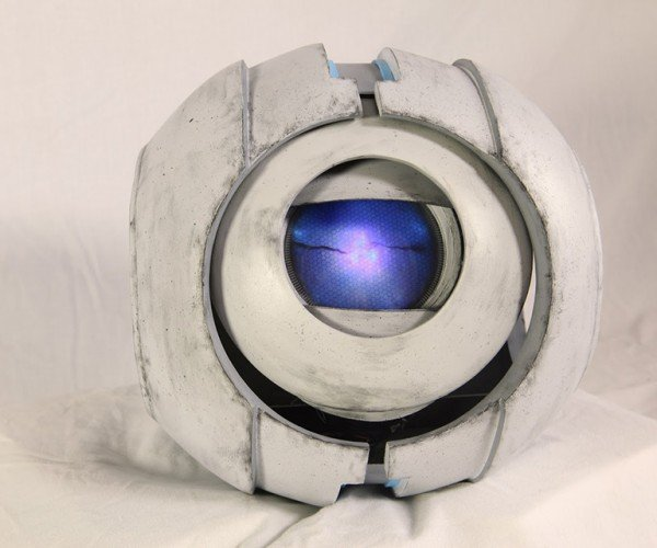 DIY Robotic Wheatley Replica: Hey! Pick Me up!