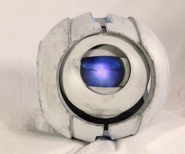 DIY Robotic Wheatley Replica: Hey! Pick Me up!