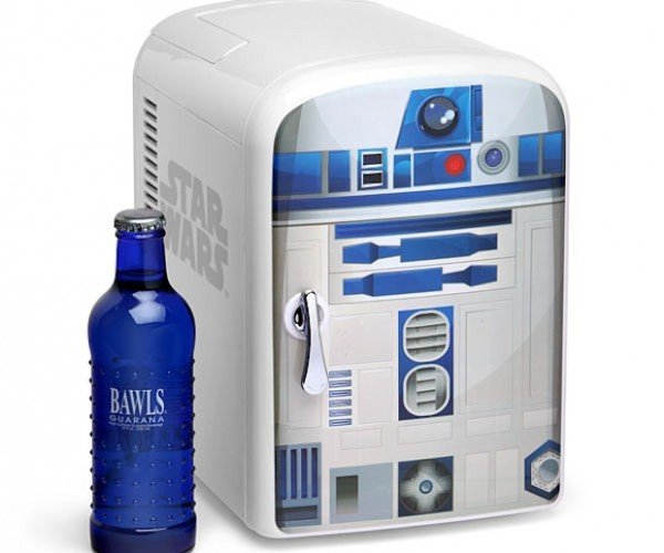 R2-D2 Mini Fridge: Frigdroidaire