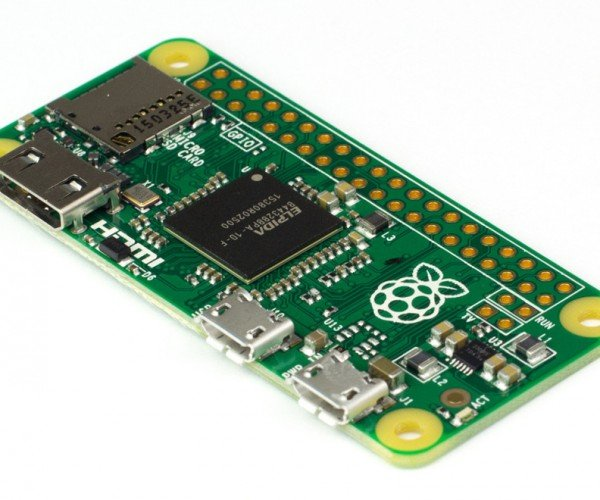 Raspberry Pi Zero Costs Just $5: Maker\