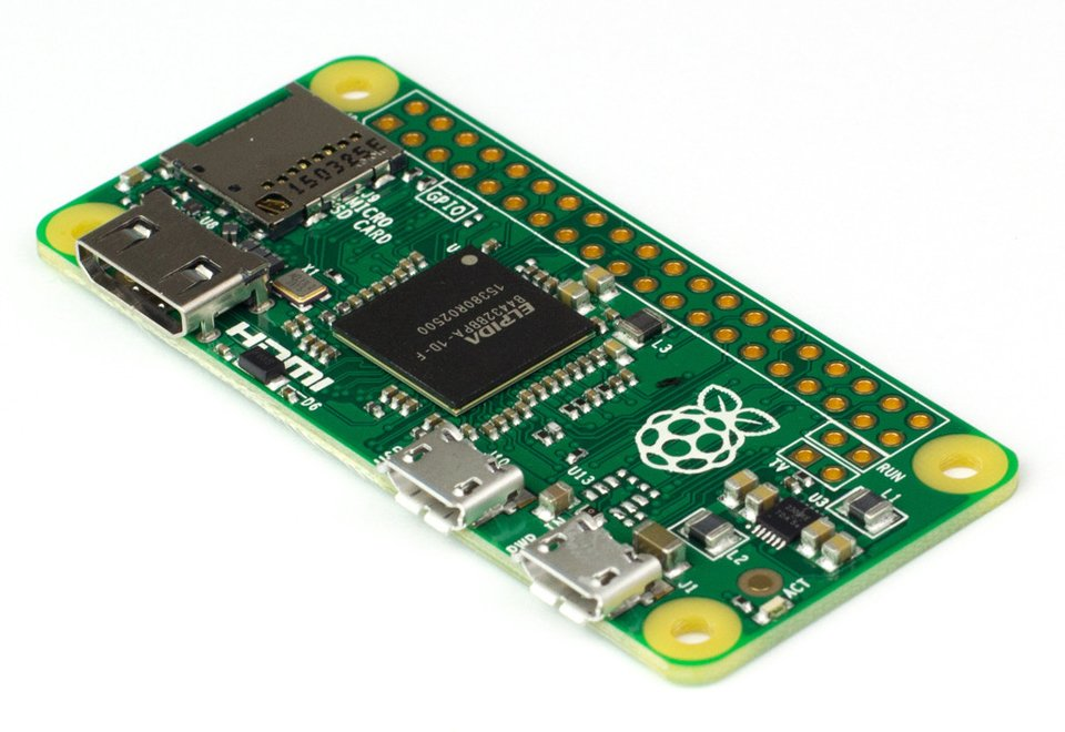 Raspberry Pi Zero Costs Just $5: Maker's Spark