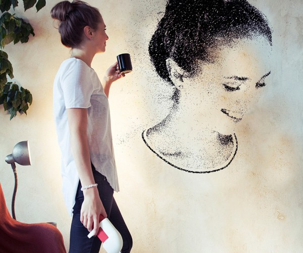 SprayPrinter Makes You Banksy in Your Own Mind