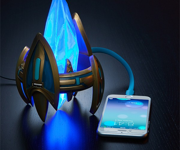 StarCraft II Pylon USB Charger: Power er, Whelming