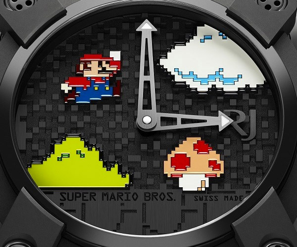 Super Mario Bros. Watch Is Super Expensive