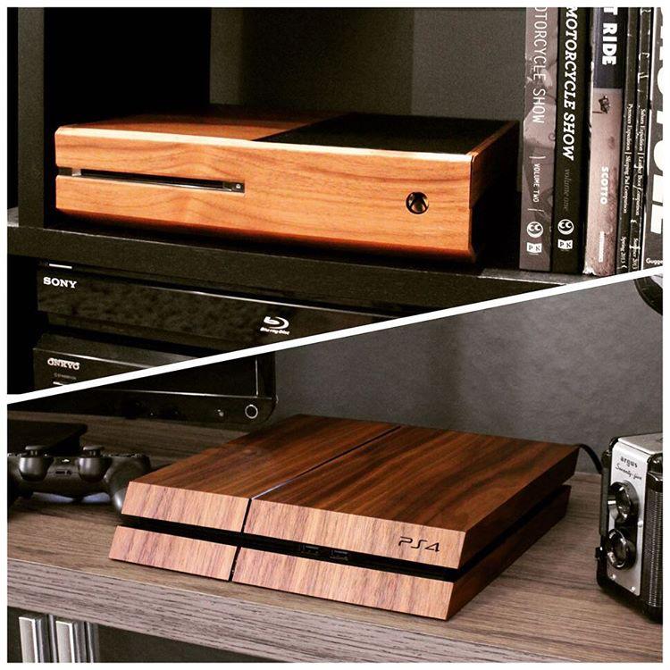 Toast Wood Veneer for PS4 & Xbox One: Cross-platform ...