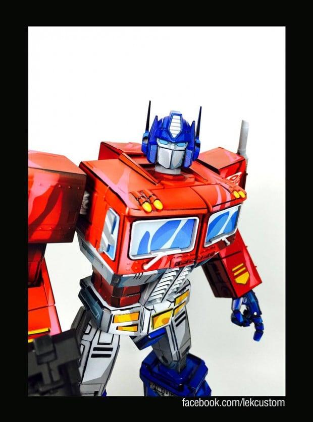 transformers_optimus_prime_cartoon_paint_by_lek_custom_toys_2