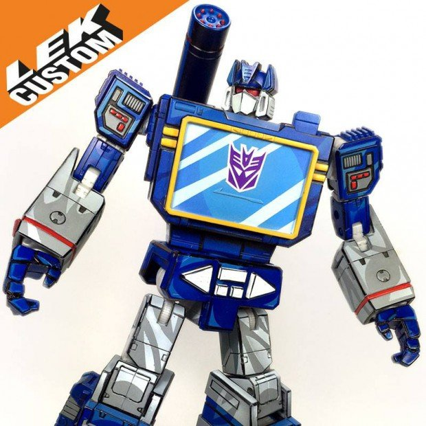 transformers_soundwave_cartoon_paint_by_lek_custom_toys_1