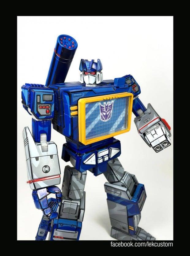 transformers_soundwave_cartoon_paint_by_lek_custom_toys_2