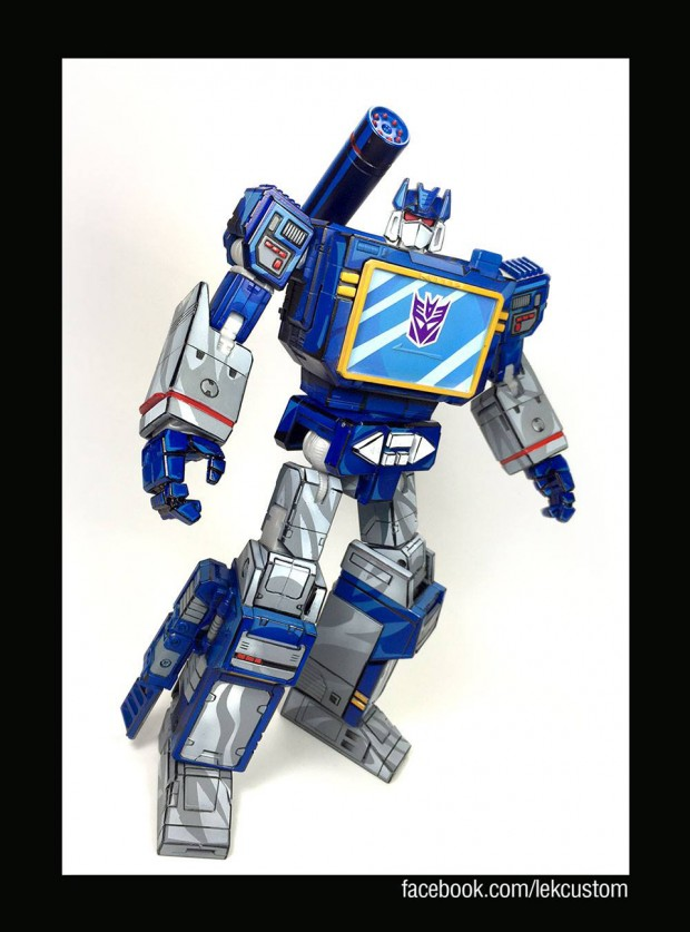 transformers_soundwave_cartoon_paint_by_lek_custom_toys_3