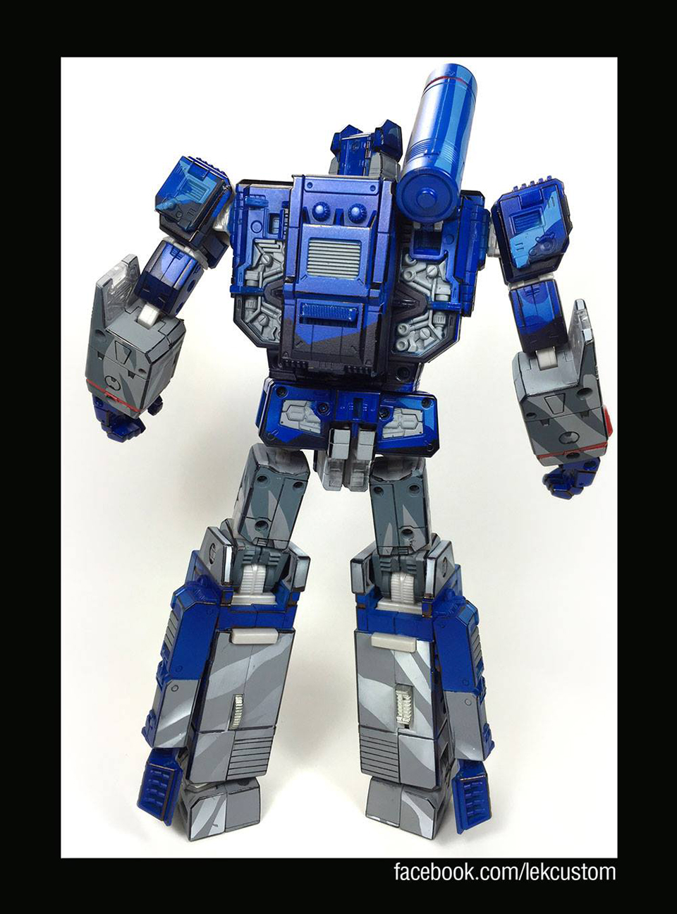 Transformers Masterpiece Custom Cartoon Paint Job Figures