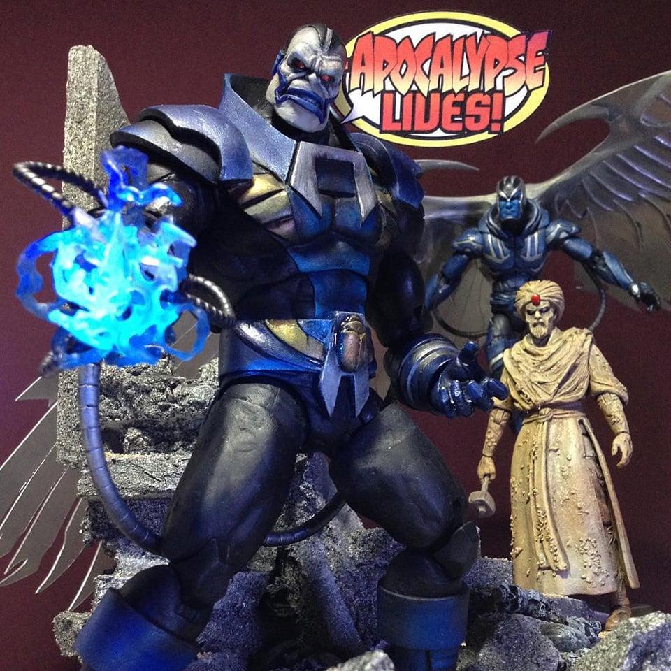 Custom Apocalypse Action Figure: Build-A-Conqueror