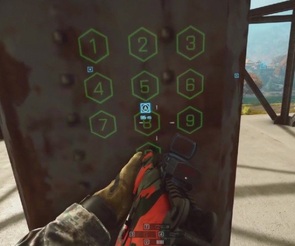Battlefield 4 Dragon Valley Easter Egg Really Doesn't Want to Be Found