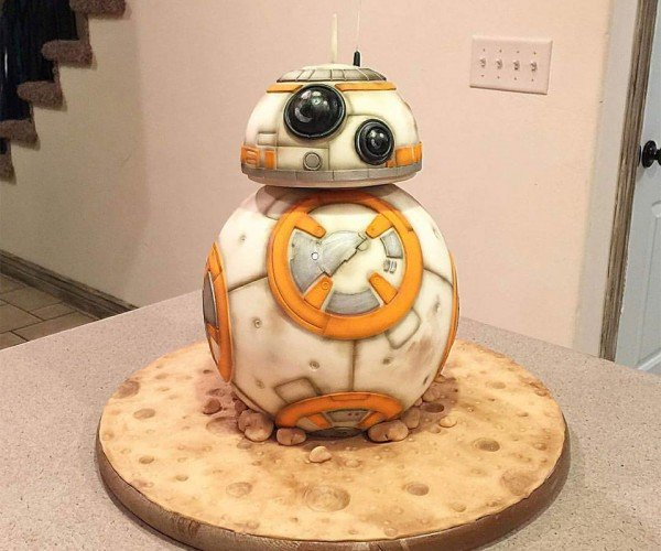 Let Them Eat BB-8
