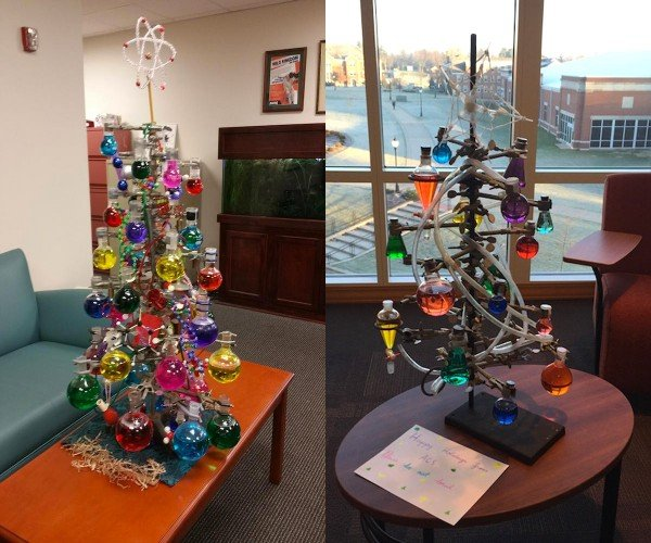 Have Yourself a Very Chemistry Christmas