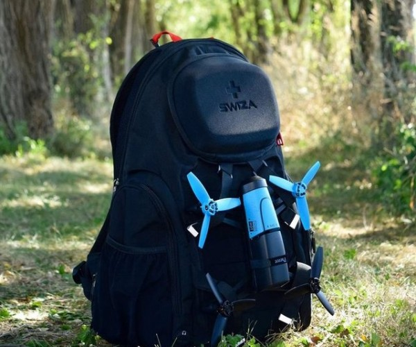 SWIZA Maverick Drone Transport Backpack: For Frequent Fliers