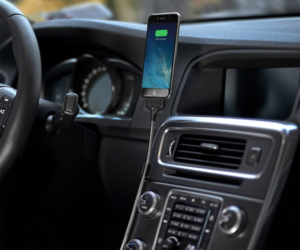 Deal: Save 25% on the Bobine Auto Flexible iPhone Dock