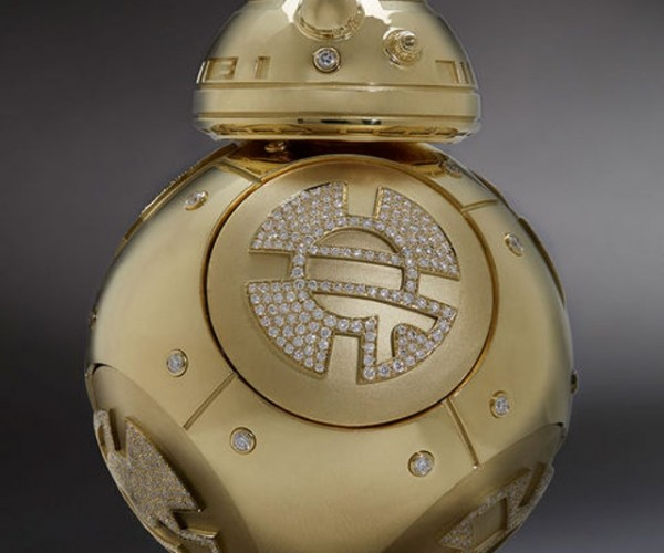 Gold & Diamond BB-8 (Bling Bling-8)