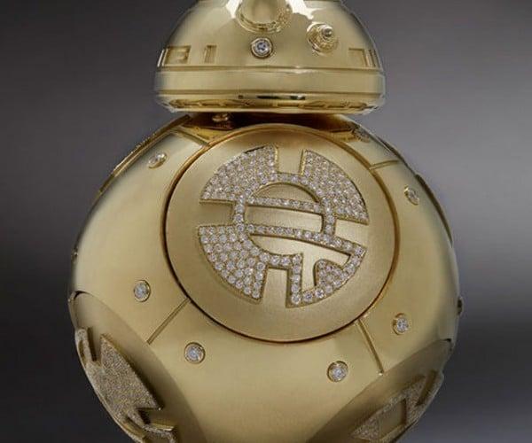 Gold & Diamond BB-8 (Bling Bling-8)
