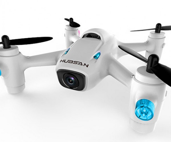 Deal: Save 30% on the Hubsan H107C+ HD Drone