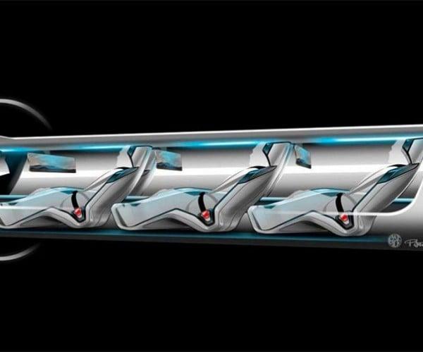 Hyperloop Tests to Kickoff in Las Vegas in Q1 2016