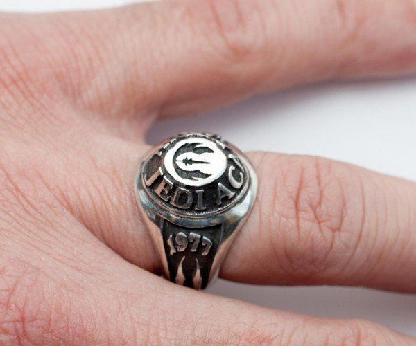 Star Wars Jedi Academy Class of 1977 Ring: BA Space Opera
