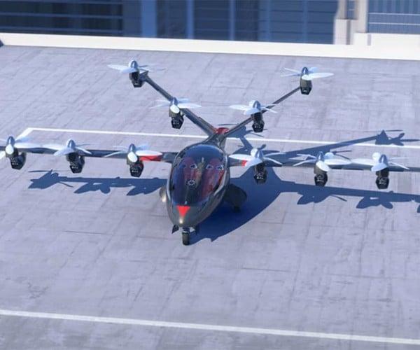 Joby S2 Concept: A Personal VTOL Aircraft