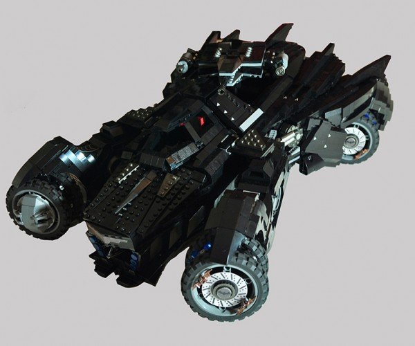 Lego Batman Arkham Knight: Lego_batman_arkham_knight_batmobile_concept_by_hasskabal