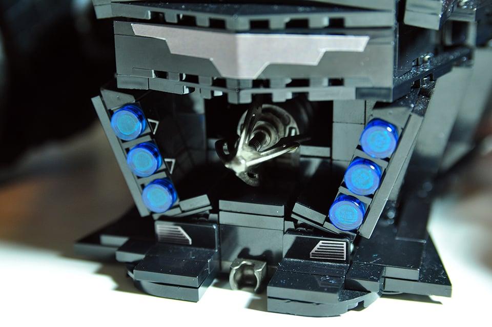 LEGO Batman: Arkham Knight Batmobile Concept: Play Mode