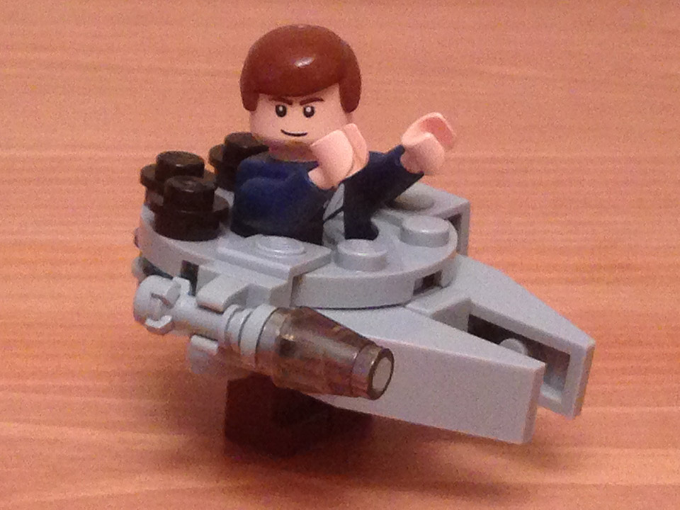 LEGO Star Wars Minifigs in Ship Costumes: A New KanColle - Technabob
