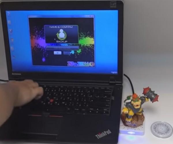 NaMiiO Lets You Backup Amiibo to Windows PCs: Smash Bros. Storage System