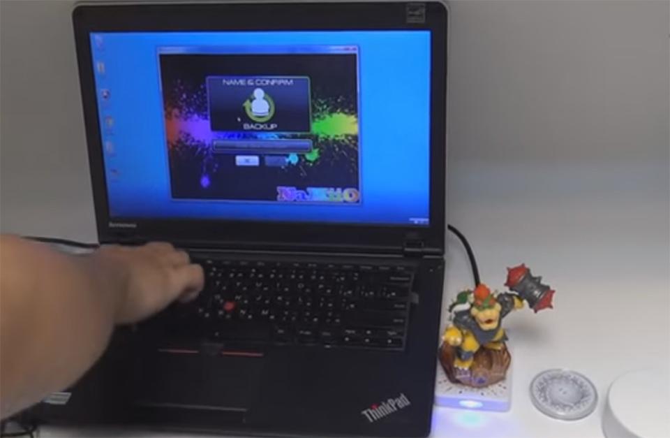 NaMiiO Lets You Backup Amiibo to Windows PCs: Smash Bros