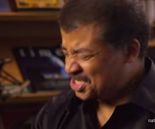 Neil deGrasse Tyson Picks Enterprise or Millennium Falcon